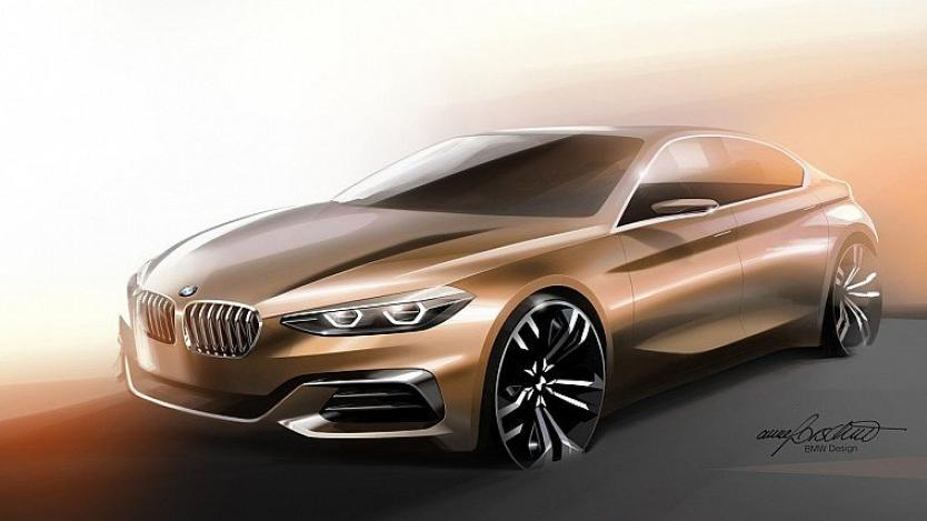 Автомобили :: BMW пуска 2-Series Gran Coupe :: Economic.bg ...