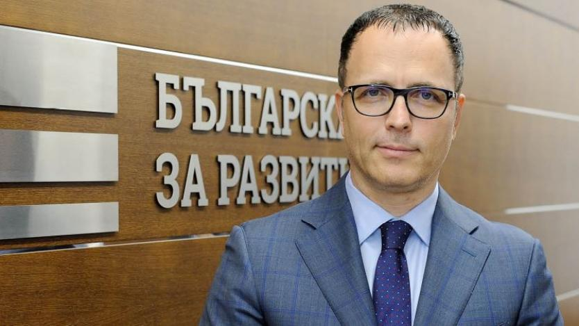 Stoyan Mavrodiev: We Support Economic Growth and Innovation